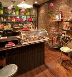 Bond Street Chocolate in East Village