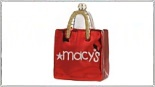 Shopping bag from Macys