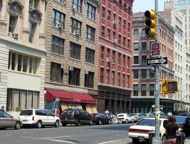 tribeca hudson street NY
