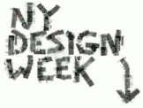 NY design week logo
