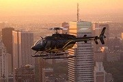 new york helicopter skyline