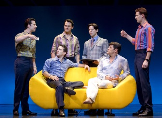 Jersey Boys original characters