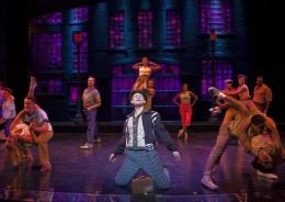 Memphis musical dancing