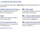 NY sitelinks