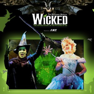 Wicked musical broadway