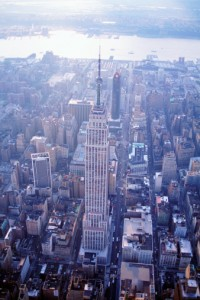 Statistics about Empire State building