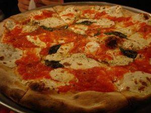pizza closeup grimaldi