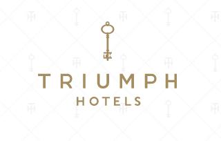 Triumph hotels logo